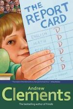 The Report Card by Andrew Clements (2006, Paperback, Reprint)