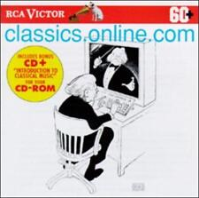 FREE US SHIP. on ANY 2+ CDs! ~Used,VeryGood CD Classics.Online: Classics on Line