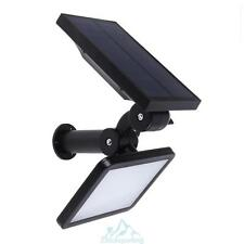 48 LED Solar Powered Security Lights Outdoor Garden Flood Lamp Waterproof