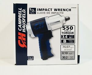 "Campbell Hausfeld 1/2"" Impact Wrench AT002000 045564644192"