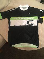 Sugoi Zap Cannondale Cycling Jersey Sz Large