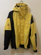 The north face summit series Goretex Xcr Size L/G Yellow Mountain Parka Light