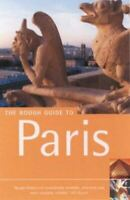 Baillie, Kate, The Rough Guide to Paris (Rough Guide Travel Guides), Like New, P