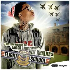 Wiz Khalifa - Flight School Mixtape CD
