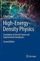High-energy-density Physics : Foundation of Inertial Fusion and Experimental ...