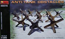 Anti Tank obstacles - art. 35579 - MiniArt 1/35