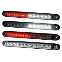 1x LED Klarglas Kombileuchte  Nebelschlussleuchte Rückfahrleuchte  12V 24V