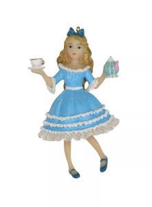 Gisela Graham : Christmas Decoration : Alice In Wonderland  (11845}