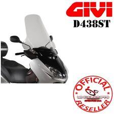 Yamaha XMAX X-MAX 125 05>09 SCREEN WINDSCHILD GIVI D438ST