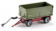SIKU 6781 Control Twin Axle Tipping Trailer 1 32