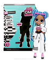 NEW LOL Surprise OMG Fashion Doll Chillax Series 3