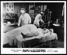 NIGHT OF THE BLOODY APES -1969 - 1 orig 8x10 Glossy Still -Horror-Gore-Sci-Fi #1