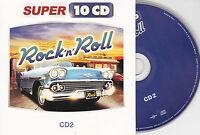 CD CARTONNE CARDSLEEVE ROCK N ROLL 15T VALENS/BERRY/PRESLEY/KNOX/HOLLY/COCHRAN