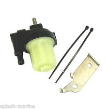 Genuine Mercury Mariner Outboard Bowl Type Fuel Filter Assembly - 35-8M0063726