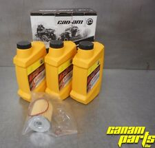 OEM Can Am Renegade Maverick Outlander Full Synthetic Oil Change Kit 703500905