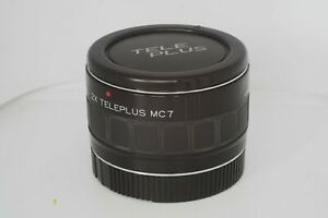 For Canon EF tele 2X