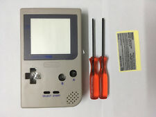 Housing case Cover Replacement for Nintendo Gameboy Pocket/GBP Gray