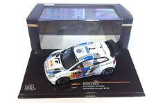 Volkswagen Polo R WRC rallye Acropolis 2013 1:43 IXO VOITURE DIECAST RAM551