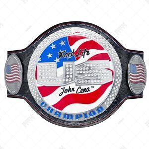 Custom Spinner Championship Belt
