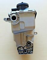 New Oil Filter Housing With Gasket Pcv Oil Trap  For Volvo 31338685
