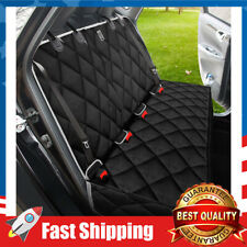 Waterproof Bench Car Seat Cover Protector Rear Back Seat Cover for Cars,Trucks
