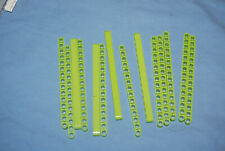 X Lego Lot 14 Lime Green 1 x 15 Technic Liftarms 32278 8274 8649 8284