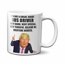 New listing President Donald Trump Bus Driver Coffee Mug