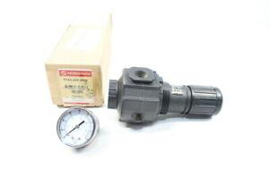 Norgren R74G-4AK-RMN Pneumatic Regulator 300psi 1/2in Npt