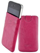 IPHONE 4 4S Case Exclusive Genuine Leather Pouch Protective Cover Case Case