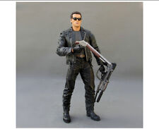 Terminator 2 Judgment Day T-800 Battle Across Time PVC Statue Action Figures Toy