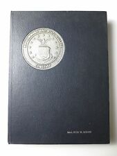 1966 AIR COMMAND AND STAFF COLLEGE YEARBOOK COMSTAFF Air Force (B0187)