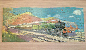 GWR THE CORNISH RIVIERA EXPRESS PUZZLE CHAD VALLEY ?