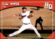 2016 High Desert Mavericks Grandstand #32 Cole Wiper Bellevue Washington WA Card