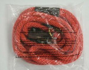 "Mendota Products Small Slip Solid Rope Dog Leash Ajustable Waterproof 3/8"" X 6"