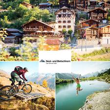 Hotelgutschein Schweiz: 3 Tage Kurzurlaub im Lötschental | Wandern & Skifahren