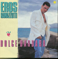 EROS RAMAZZOTTI 45 TOURS GERMANY DOLCE BARBARA