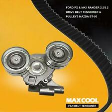 Fits Ford PX & MKII Ranger 2.2/3.2 Drive Belt Tensioner & Pulleys Mazda BT-50