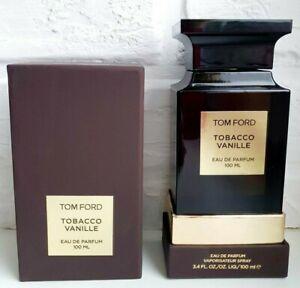 Tom Ford Tobacco Vanille 3.4oz Unisex Eau de Parfum