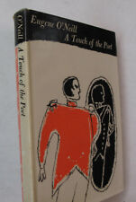 Eugene O'Neill Playwright Touch of Poet 1957 Play New Haven Yale Theatre  1st Ed