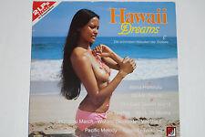 HAWAII DREAMS - (Harry Kalapana, The Blue Wahinis) 2xLP Delta Music / Nude Cover