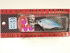 Discontinued Lucky Craft WOBTY 53...MS MJ Herring...NOC!!!