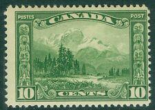 EDW1949SELL : CANADA 1928-29 Scott #155 Mint Never Hinged. PO Fresh Cat $42.00