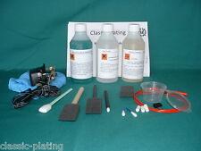 Nickel Brush Plating kit car bike restoration. Jewellery antique repairs B6