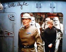 WILLIAM HOYLAND as Commander Igar - Star Wars GENUINE AUTOGRAPH UACC (R5814)