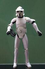 Star Wars Clone Wars TCW ARF Clone Trooper Loose
