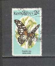 S6904 - KENYA - MAZZETTA DI 10 FARFALLE - VEDI FOTO