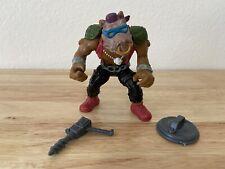 BEBOP Complete Soft Head Vintage TMNT Action Figure Playmates 1988 Warthog