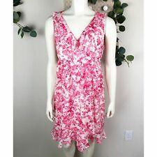 Motherhood Maternity new with tags pink floral dress size small