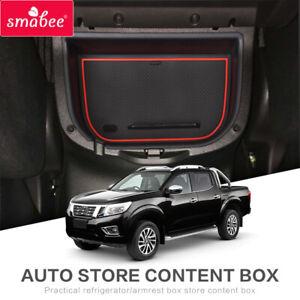 Armrest Box Storage for Nissan Navara NP300 D23 2015-2019 Organizer Accessories