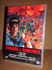 SODOMA E GOMORRA DVD Sergio Leone PEPLUM NUOVO SIGILLATO!!!